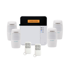 App IOS & Android SMS Wireless Inner Motion Sensor Alarm gsm Alarm X6(China)