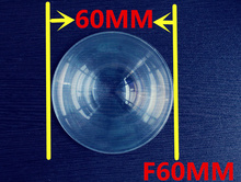 Diameter 60 mm Fresnel Lens ,Focal length 60mm,High light condenser,Fresnel Lens used Solar concentrator,smaller fresnel lens