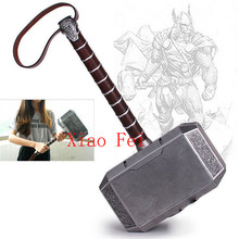 44cm Avengers Thor The Dark World Hammer Mjolnir Prop Costume Cosplay Toy Gift Christmas Child