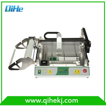 Automatic chip desktop  p&p machine  SMT, 0402,0606,0805,sop8  Electronic Components Pcb Assembly Machine
