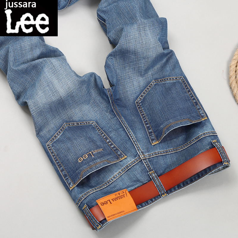 New Fashion 2017 famous brand men jeans Summer mens Jeans Straight youth pants Mens slacks light trousers jeans for men Y350Одежда и ак�е��уары<br><br><br>Aliexpress