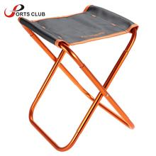 Lightweight Foldable Chair Portable Folding Fishing Chair Seat  Fishing Stool Outdoor Camping Picnic Beach Chair