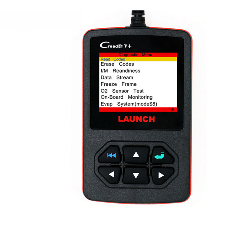 Code-Reader Scanner Linc-Tool Launch OBD2 on No Update Muilt-Language OBDII Plus title=