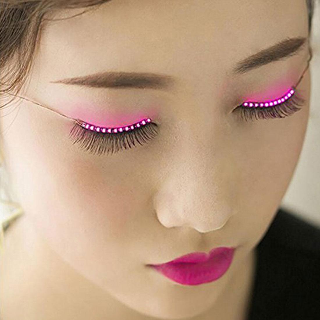 Как при макияже сделать ресницы длиннее