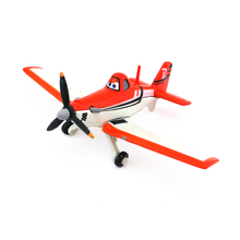 Disney Pixar Planes Strut Jetstream Dusty Metal Diecast Toy Plane 1:55 Loose New In Stock & Free Shipping(China)