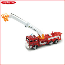 2016 The new children of inertia toy car Large simulation fire truck model toys toy car toy cars Free shipping