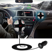 2016 New Hot Wireless Digital LED Display LCD Bluetooth 3.0 Car Kit MP3 FM Transmitter USB Charger Handsfree Free Shipping