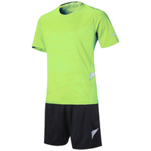 Soccer training suits survetement football 2017 Men's blank football jerseys sets jogging football uniform kits custom tracksuit