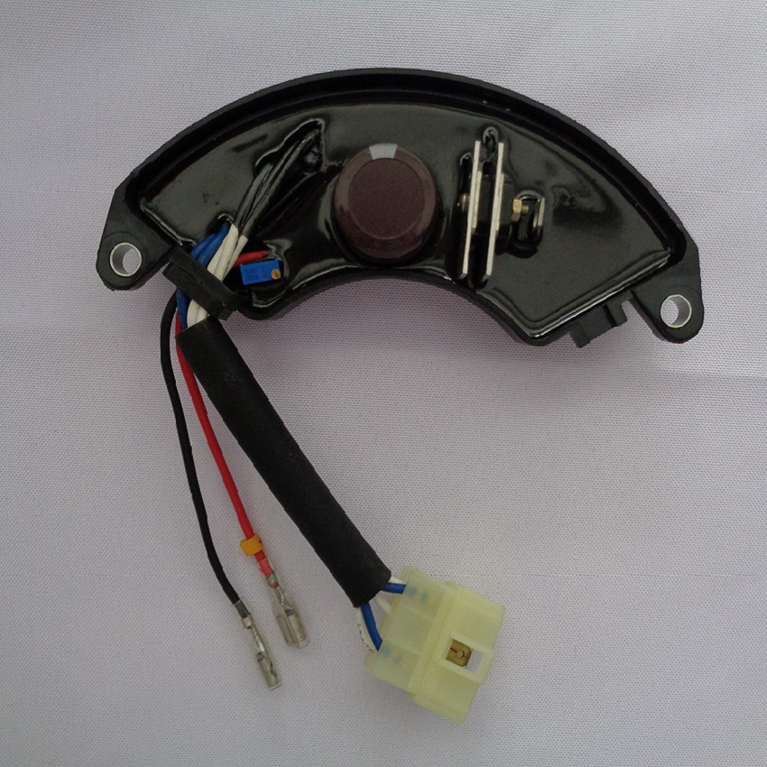 GTDK AVR5-3B3A 7 Wires Three Phase Generator AVR Part Accessory<br>