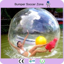 Free Shipping Walk on Water Ball Water Sports Balloon Giant Water Ball Zorb Ball Ballon Inflatable Human Hamster Water Football