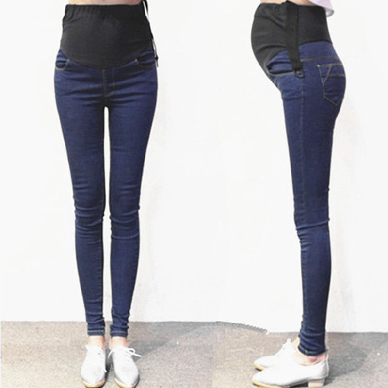 Pregnant Women Pants Maternity Jeans Abdomen Pants Maternity Clothing<br><br>Aliexpress