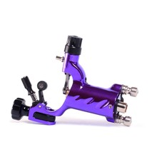 Tattoo Machine Professional Dragonfly Rotary Tattoo Gun Machine Professional Shader & Liner Sliver Assorted Gun Kits Supply(China)