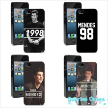 Shawn Mendes 98 Design Cell Phone Case Cover Coque  for iphone 4 5s 5c SE 6 6s 6plus 7 7plus Samsung galaxy s4 s5 s6 s7 edge