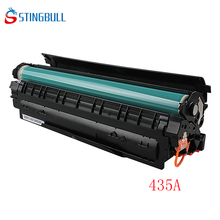 Buy Compatible CB435A 435A Black Toner Cartridges HP 1005 1006 Canon LBP-3018 3108 3050 for $18.50 in AliExpress store