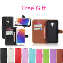 High quality flip leather cover For Meizu Pro 6/6s Wallet Style case  for Meizu Pro 6s 5.2inch cell phone case Wholesale retail