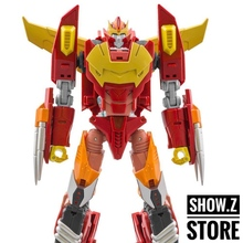 [Show.Z Store] Mastermind Creations R-27 Calidus Hotrod MMC Hot Rod IDW Transformation Action Figure