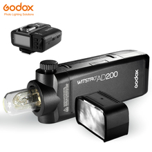 Godox AD200 200Ws GN60 High Speed Sync Pocket Flash + Godox X1-T Transmitter for 5 Kind of Camera Brand for C/N/S/F/O(China)