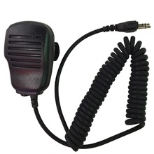 Remote shoulder Speaker Microphone For ICOM For IC- V8 V80 V80E V82 V85 F4002 F4003 F4010 two way radio