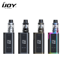 Buy 2017 Newest Original IJOY Captain PD270 Box Mod Vape 234W Dual 20700 Battery Electronic Cigarette Vape Kit 1Pcs/Lot for $78.99 in AliExpress store