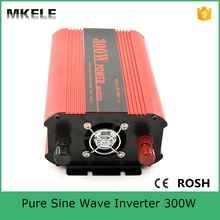 MKP300-241R a/c electric power inverter 300 watt 24v to 120v inverter,off grid pure sine power inverters with fast shipping