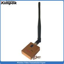 1000m-1600m Wireless Camera Transmitter 800mW Security Video Transmitter 900Mhz 1200Mhz 1300Mhz AV Transmitter and Receiver(China)