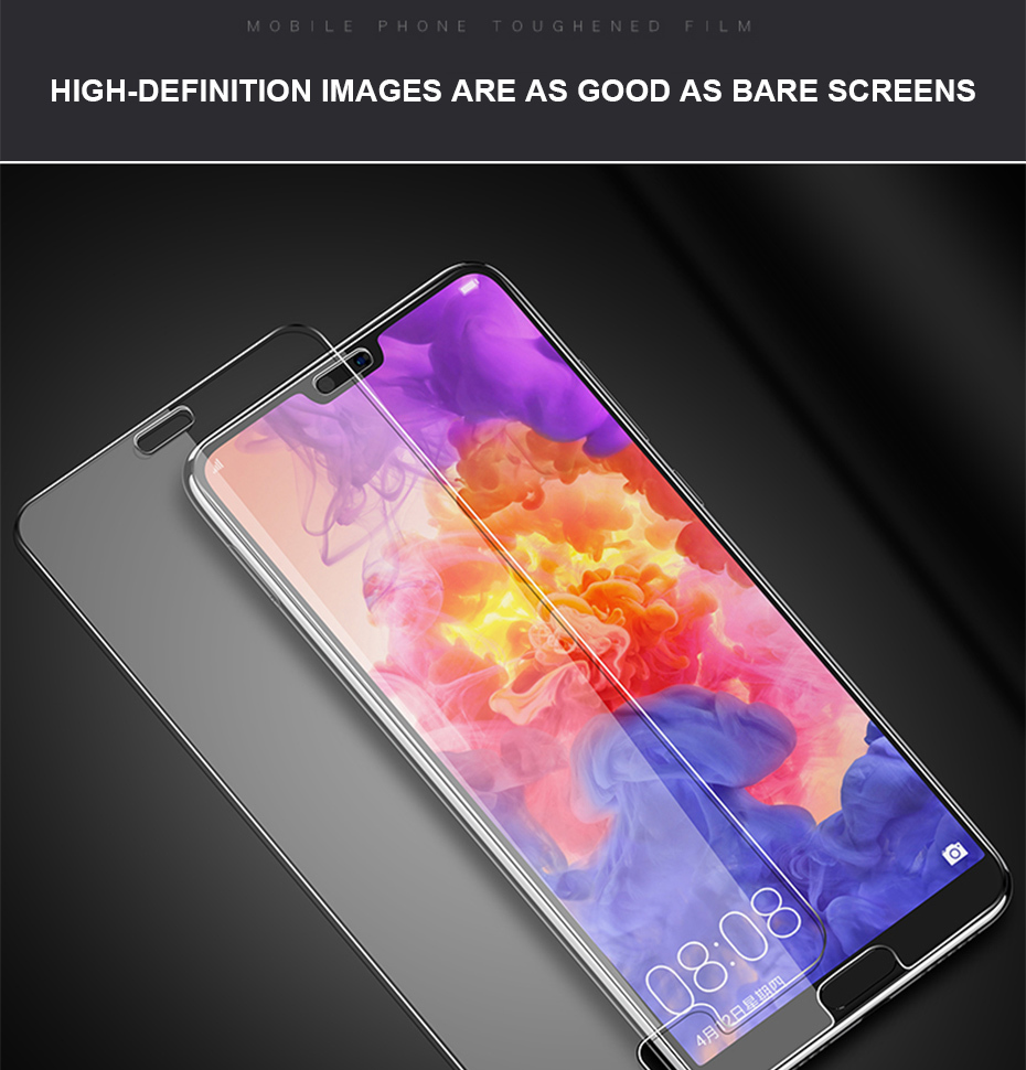 IST 2.5D Protective Tempered Glass For Huawei Honor 10 9 Lite 7 7A Pro 8 8X 6A Lite Play View Tempered Glass 3D Screen Protector (15)