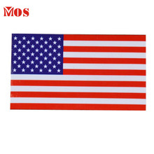AG 24 2017 Hot Selling Flags Decal American Flag Sticker for Car Window,Laptop,Motorcycle,Walls Mirror and More 421(China)