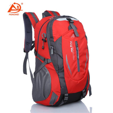 Man Woman Fashion Backpacks Hot Nylon Waterproof Bags Sack Men Backpack Travel Mountaineering Rucksack Trekking Bag X023(China)
