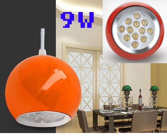 AC90-260V 9W Morden Led Dining Room Light Dining Table Pendant<br>