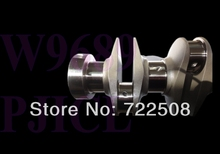 crankshaft forged billet 4340 for b18 b16  high performance drag race racing car tuning engine free shipping quality warranty