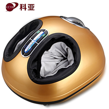Free shipping new rolling kneading foot machine reflexology foot massage electric airbag heating leg massage device