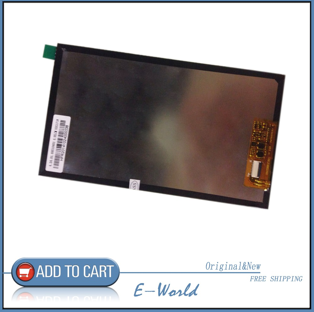Original and New 6.95inch 31pin LCD screen 4.24.01.69510401 4.24.01.69510 4.24.01.695 for tablet pc free shipping<br>