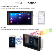 7 Inch Android 5.1 HD LCD Large Touch Display Screen Car DVD/MP5/MP3 Player Machine GPS Navigation System Multimedia Player(China)