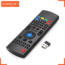 Zeepin TK617 2.4G Wireless Full Keyboard Air Mouse Remote Control Stick for Smart Android Box TV Dongle Smart Phone Tab