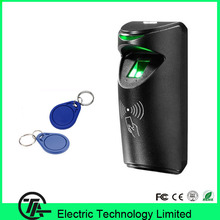 Biometric Fingerprint Access Control F11 IC card access control And TCP/IP Time Attendance with 13.56MHZ MF card reader(Hong Kong)