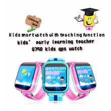 "High Quality Kids SmartWatch 1.54"" HD Touch Screen for Android IOS System WIFI Positioning Watch Kids Moblie Phone baby watch(China)"