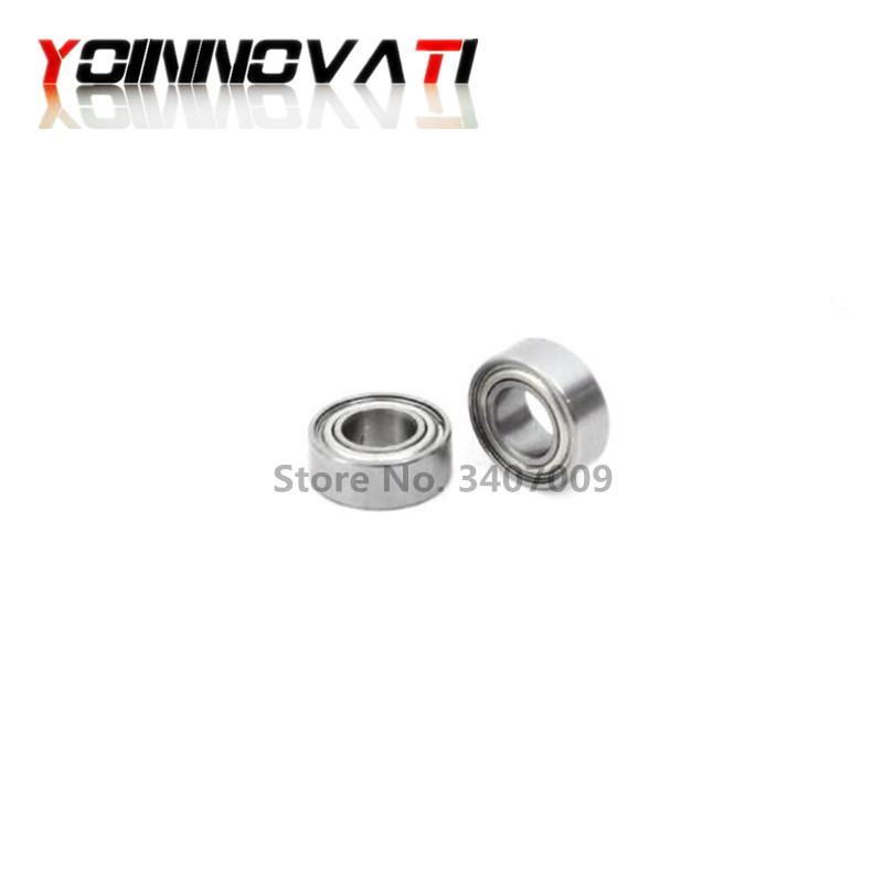4x8x3mm MR84zz 4*8*3 Metal Shielded Ball Bearing Bearings 20 pcs