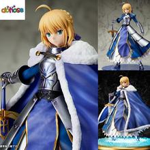 Anime Fate/Grand Order: Saber/Altria Pendragon Real Action Heroes No.758 RAHPVC Action Figure Collection Model Kids Toy Doll