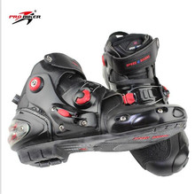 Probiker brands boot New model motorcycle boots/motorcycle race shoes/cycling boots/riding boots(China)