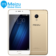 "Original Meizu M3s mini 2GB 16GB MTK MT6750 Octa Core Cell Phone Metal Body Fingerprint ID 5.0"" Screen 13.0MP OTA Update Y685Q"