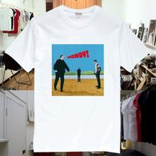 Teenage Fanclub Howdy Rock Music Band CD T-Shirts Unisex TF3(China)