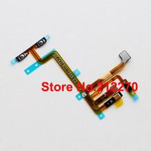 YUYOND 50pcs Original New Power On/Off Volume Button Flex Cable Ribbon For iPod Touch 5 5th Gen Parts Wholesale
