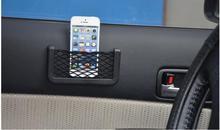 Car-Styling Car Seat Side Rear Storage Mesh Bag Stickers toyota chr audi a6 c7 a4 subaru xv bmw f30 renault captur honda hrv