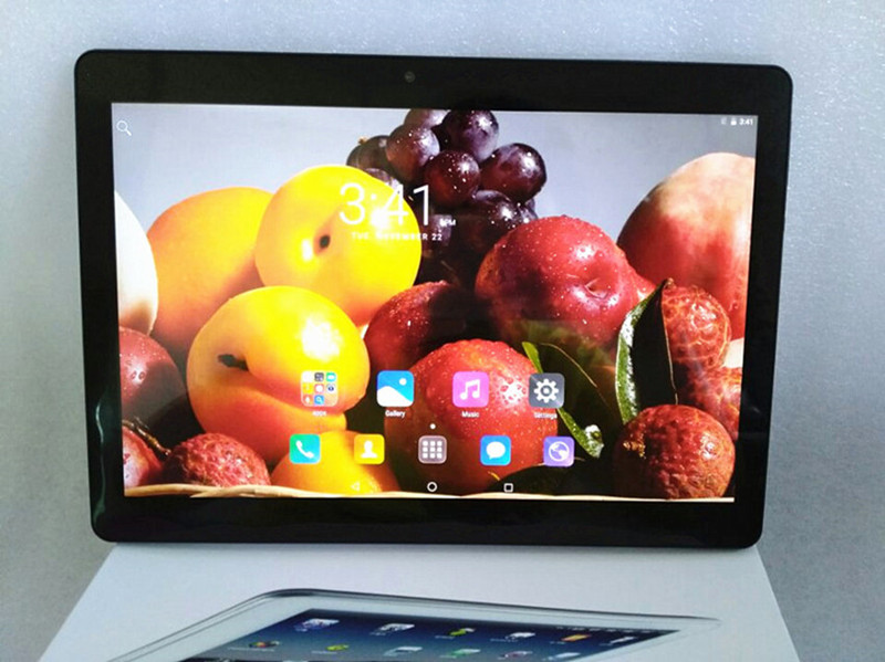 """Free by DHL Android 6.0 Tablets PC 10.1 inch IPS 1920 * 1200 octa Core 4GB + 32GB Dual SIM Card 3G 4G Phone Call 10 """"Phab"""