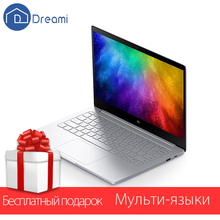 Dreami Original Xiaomi Mi Notebook Air 12.5 Inch Dual Core M3-6Y30 SATA SSD FHD Display Laptop Windows10 4GB 128GB Ultrabook