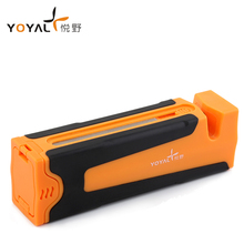 YOYAL Professional Outdoor pocket Knife Sharpener Stones Sharpening Ceramic Diamond Blades Machine amolador de faca TAIDEA