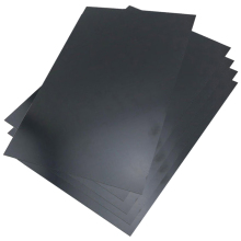 1Pc High Quality Flat ABS Plastic Sheet Plate 1mm x 200mm x 300mm For Building Models(China)
