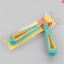 Manufacturers selling Steel Stitcher Sewing awl hand tool DIY awl needle set repair shoes bags tool hook needle LAW2744