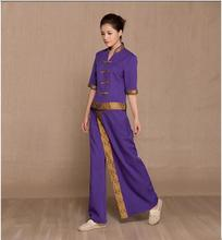 Thai spa Beauty salon uniforms Massage uniform Sauna suit