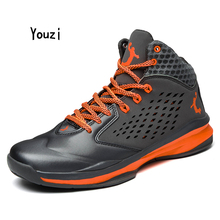 2017 New Men Basketball Shoes Breathable Outdoor Athletic Shoes Jogging Shoes Ultra Boost Training Boots Sneakers Plus Size39-45